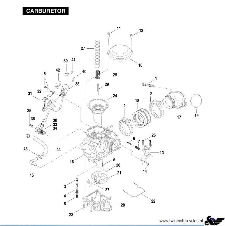 buell blast engine diagram